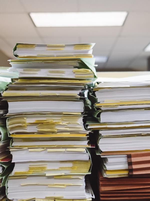 TLC self assessment help paperwork 02