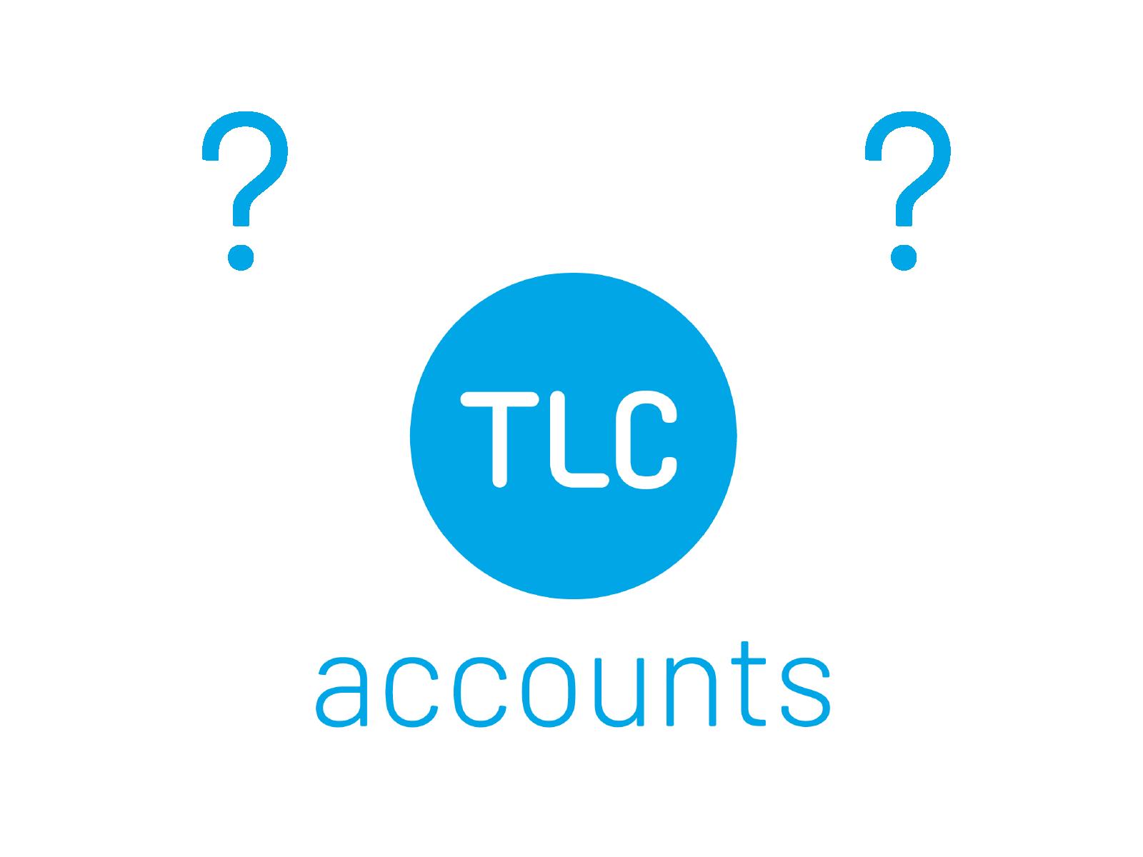 TLC accounts business name blog