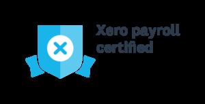 xero organising payroll badge